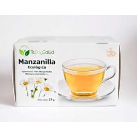 Manzanilla -Eco- En Filtro 20 Ud.