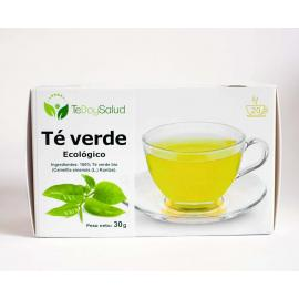 Té Verde -Eco- En Filtro 20 Unds.