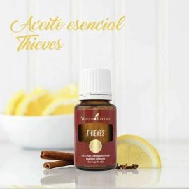 Aceite Esencial Thieves 15Ml.