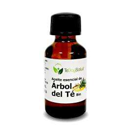 Aceite Esencial árbol de Té Bio 15Ml. Tedoysalud