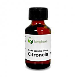 Aceite Esencial Citronella Bio 15 Ml Tedoysalud