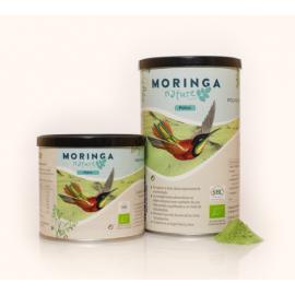 Bote Polvo Moringa Nature 150Gr. Cultiva Salud.
