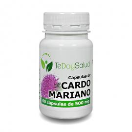 Cardo Mariano Bio - 60Caps./500 Mg. Tedoysalud