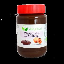 Crema de Chocolate y Avellana 375 Gr.