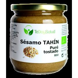 Tahín Tostado Pure Sesamo Bio 325Gr.