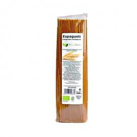 Espaguetti Integral Ecológico 500Gr. Tedoysalud