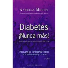Libro  Diabetes ¡nunca Mas!
