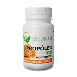 Propóleo Bio - 60 Capsulas/460 Mg. Tedoysalud - Sistema Inmunitario / Boca y Garganta