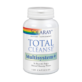 Total Cleanse Multisystem+ 120 Caps. - Solaray