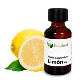 Aceite Esencial Limón Bio 15Ml. Tedoysalud