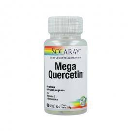 Mega Quercitina 60Caps. Solaray