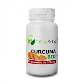 Cúrcuma Bio - 60Capsulas/700 Mg. Tedoysalud