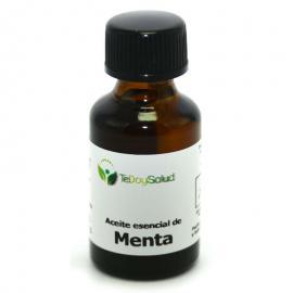 Aceite Esencial Menta Piperita Bio 15 Ml Tedoysalud