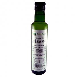 Aceite Sésamo Bio 250 Ml Tedoysalud