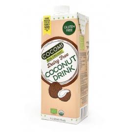 Bebida Coco Bio 1L.