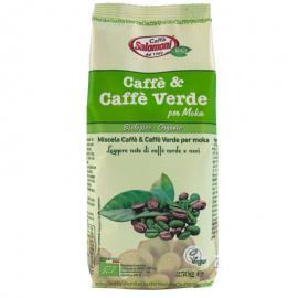 Café Verde Arabica Bio 250Gr. Salomoni