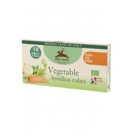 Cubitos de Caldo Vegetal Bio 100Gr.