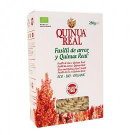 Fusilli de Arroz y Quinoa Real Bio 250 Gr. Quinua Real