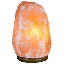 Lámpara de Sal del Himalaya de 3 A 4 Kg