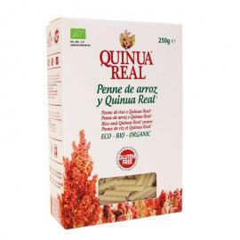 Penne de Arroz y Quinoa Real Bio 250 Gr. Quinua Real