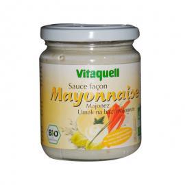 Mayonesa Bio Sin Leche Ni Huevo  250 Ml. Vitaquell