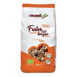 Muesli Con Frutos del Bosque Bio  Sin Gluten 350 Gr