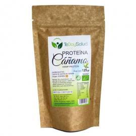Proteína de Cáñamo Bio 125 Gr. Tedoysalud