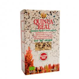 Quinoa Tres Colores En Grano Bio 500 Gr. Quinua Real