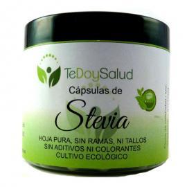 Stevia En Cápsulas Bio 150 Uds Tedoysalud