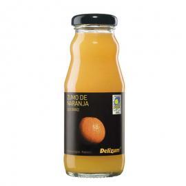 Zumo Ecológico Naranja 200 Ml. Delizum