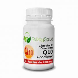 Coenzima Q10 I-Complex - 30 Caps. / 470 Mg  Tedoysalud - Antienvejecimiento / Vitalidad