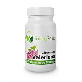 Valeriana - 60 Caps. Tedoysalud - Sueño / Ansiedad