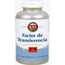 Factor de Transferencia 60Cap Kal