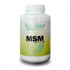 Msm + Vitamina C - 90 Cápsulas Tedoysalud - Articulaciones / Analgésico